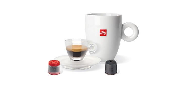 illy iperEspresso Capsules & Coffee