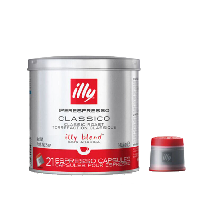 illy iperEspresso Capsules - Medium Roast (with capsule)
