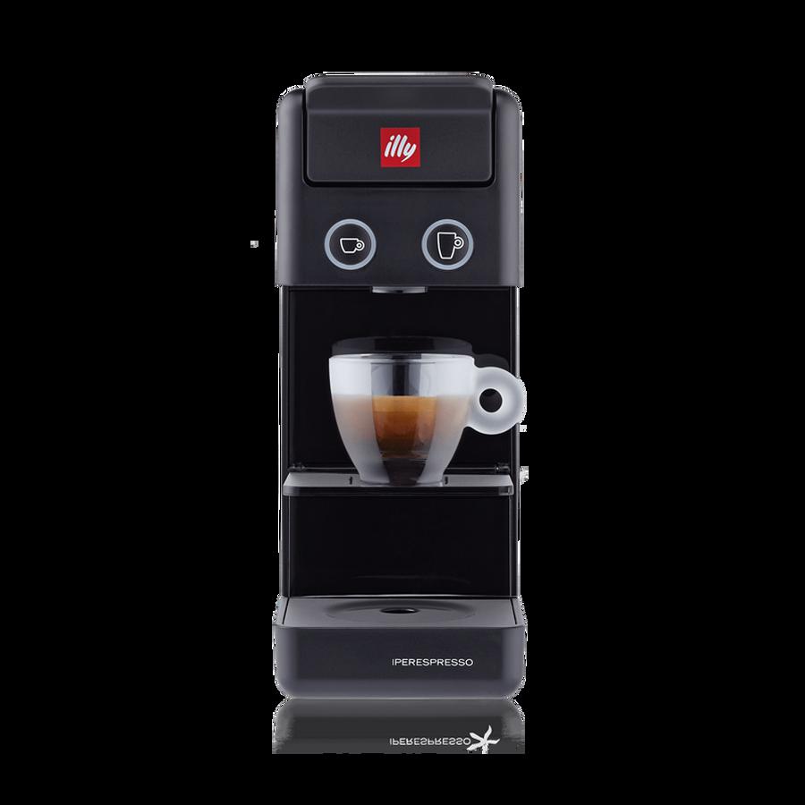 Y3.2 iperEspresso Espresso & Coffee Machine - Black