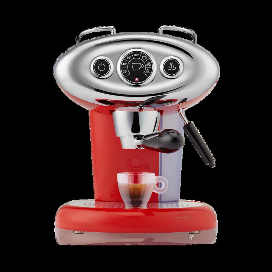 ILLY X7.1 IPERESPRESSO RED COFFEE MACHINE