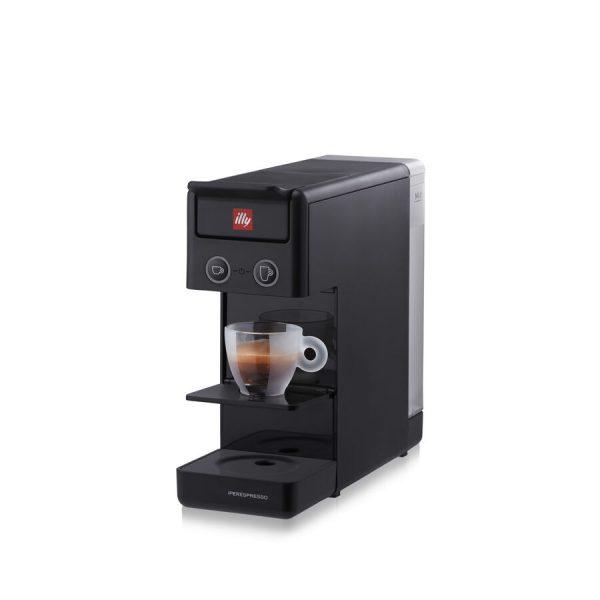 illy Y3.3 iperEspresso Machine Black 1