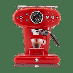 X1 IPERESPRESSO ANNIVERSARY 1935 RED COFFEE MACHINE