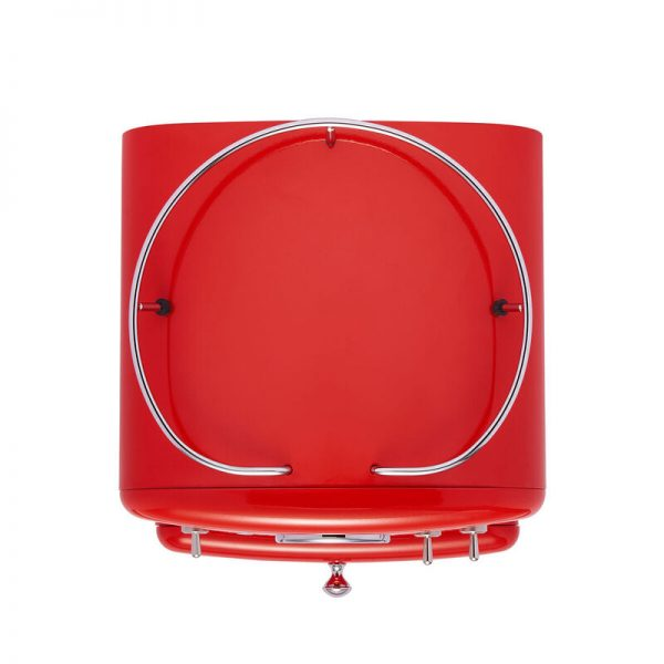 illy Thailand X1 Anniversary Edition Red - Top