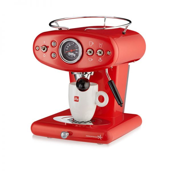 buy red coffee machines online