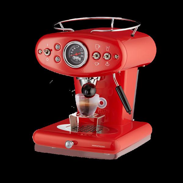 illy Thailand X1 Anniversary Edition Red - Espresso